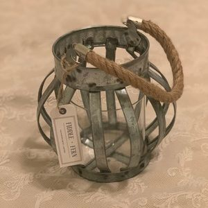 Other - *HP!* Fiddle and Fern Candle Holder!